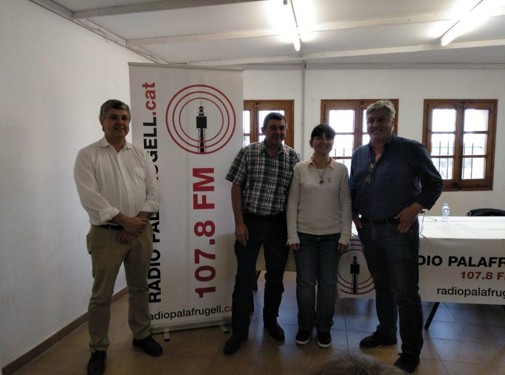 Debat Electoral a Mont-ras Ràdio Palafrugell